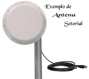 antena setorial